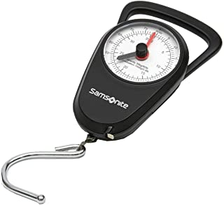 Samsonite Manual Luggage Scale, Black
