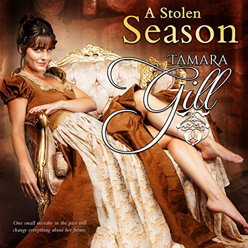 A Stolen Season audiobook cover art