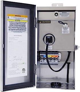 Lightkiwi W9715 300 Watt (12V-13V-14V-15V) Multi-Tap