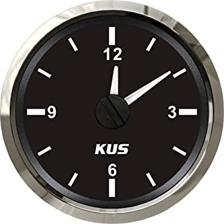 marine dash clock