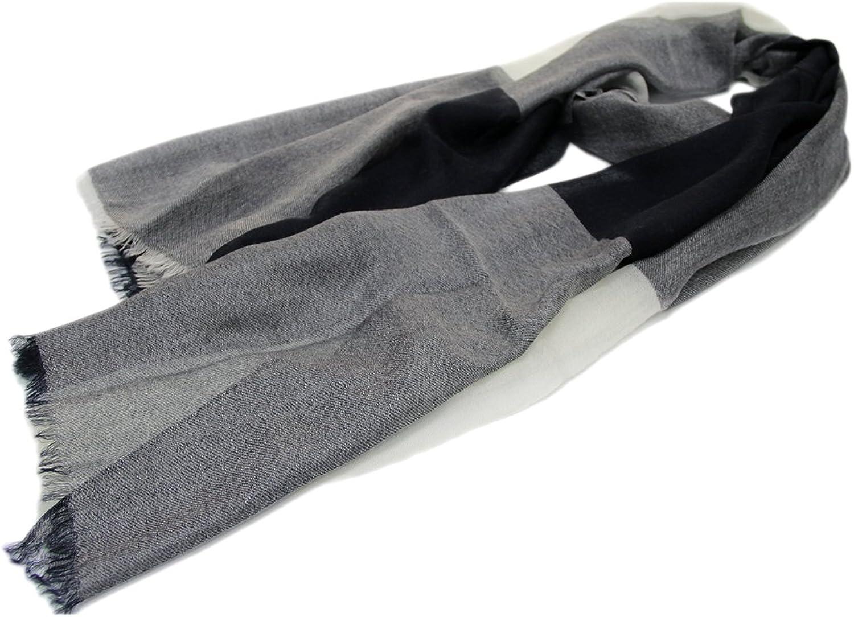 METTE Women's Fashion Long Shawl Winter Warm Lattice Large Scarf