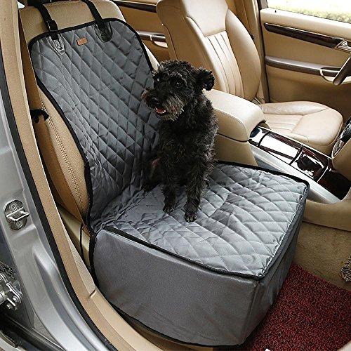 Kaxima Animaux voiture pour animaux de compagnie Mat première rangée coussin gros petit chien, 45 * 45 * 58 cm voiture chien Mat