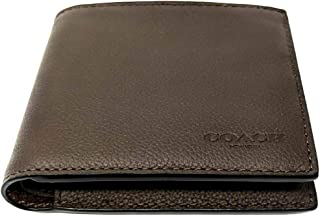 Best coach mens wallet brown leather Reviews
