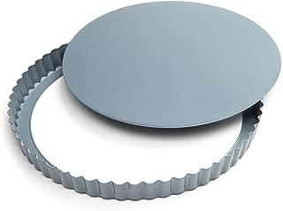Fox Run 4435 9.5-Inch Removable Bottom Tart/Quiche Pan, Loose
