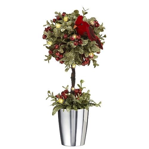 Christmas Topiary.Christmas Topiaries Amazon Com