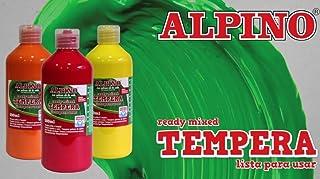 Alpino DM010172 - Botella tempera escolar