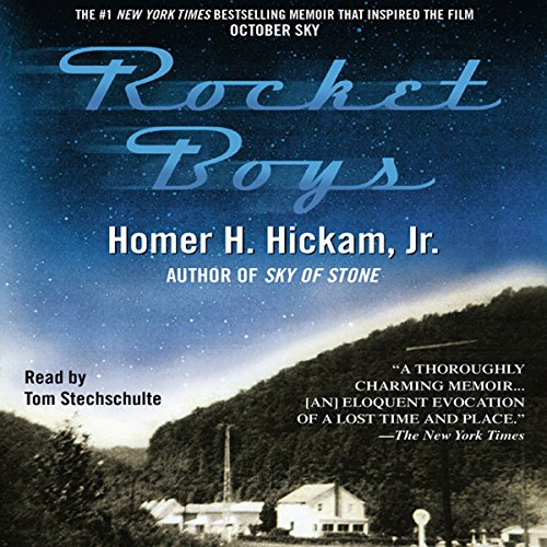Rocket Boys cover art