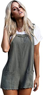 Nadition Clearance !!! Women Straps Jumpsuits Overalls Shorts Pants Romper Trousers Playsuits