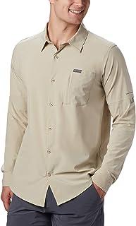 Columbia Triple Canyon - Camisa de Manga Larga Monocolor Hombre