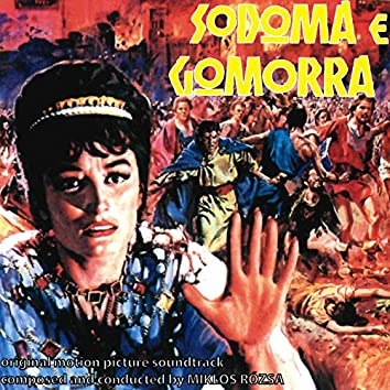 Sodoma e Gomorra (Original Motion Picture Soundtrack)