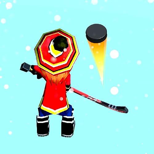 Air Ice Hockey - Shoot Crazy