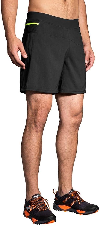Brooks Men's Cascadia 7 2in1 Shorts Black Medium 7