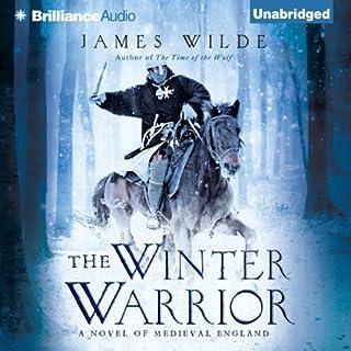The Winter Warrior audiobook cover art