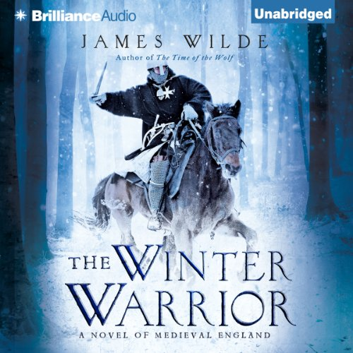 The Winter Warrior audiobook cover art