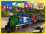 Shapes Train Island Adventure