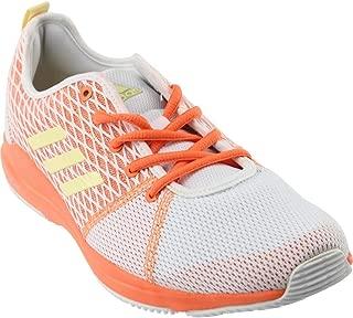 Women's Arianna Cloudfoam Running Sneaker, Solar Orange White , 6 M US