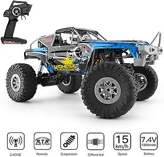 GoolRC 104310 2.4Gリモコン クライミング カー 1:10 4WDデュアル モーター 内蔵バッテリー