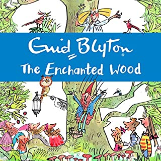 The Enchanted Wood                   By:                                                                                                                                 Enid Blyton                               Narrated by:                                                                                                                                 Kate Winslet                      Length: 4 hrs and 50 mins     520 ratings     Overall 4.7