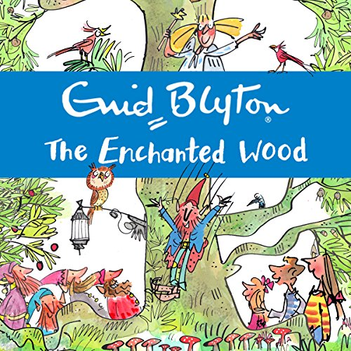 Couverture de The Enchanted Wood