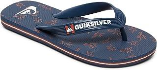 Quiksilver Molokai Wordblock Tongs pour gar/çon AQBL100380