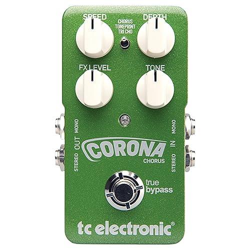 TC Electronic CORONA CHORUS - Pedal de chorus, Tone Print