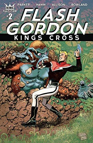 Flash Gordon: Kings Cross #2 (English Edition)
