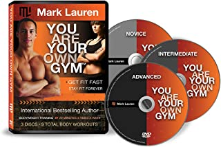 Mark Lauren You are Your Own Gym | Bodyweight Calisthenics Workout DVDs