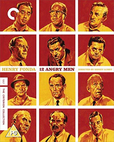 12 Angry Men (Criterion Collection) [Edizione: Regno Unito] [Edizione: Regno Unito]