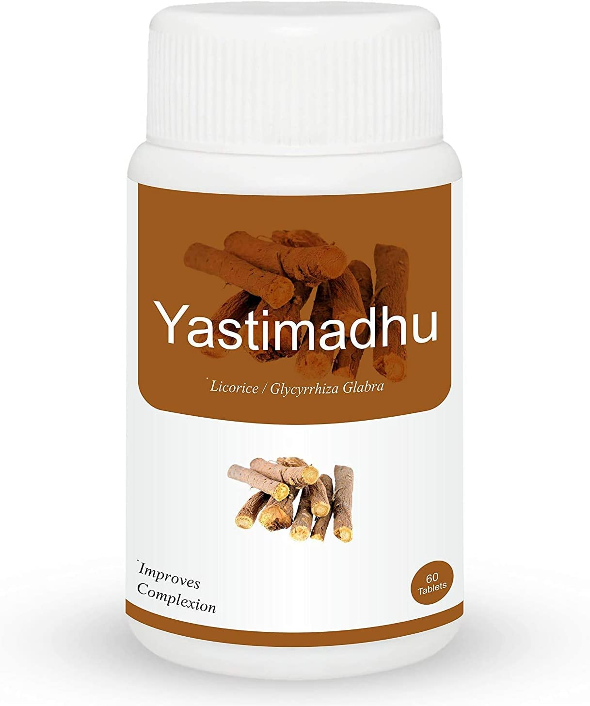 Dharma Herb Essential Yashtimadhu Licorice 60 Very NEW before selling popular 500Mg Tablet - Cou