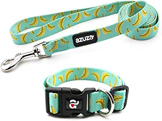 azuza Collar Adjustable Matching Banana