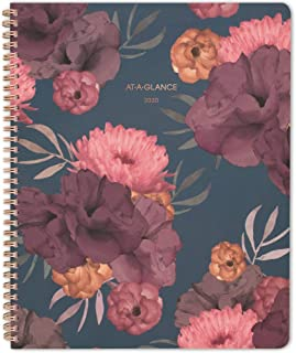 "$29 » AT-A-GLANCE 2020 Weekly & Monthly Planner, 8-1/2"" x 11"", Large, Dark Romance (5254-905)"