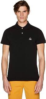 United Colors of Benetton Erkek Slim Fit Kısa Kollu Polo Tişört