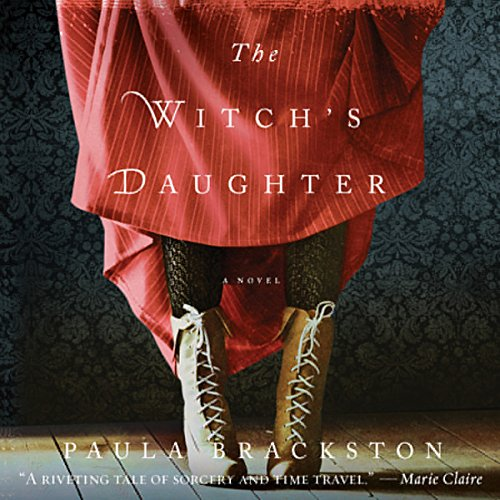 The Witch's Daughter cover art