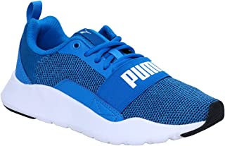 Puma Unisex-Baby Wired Knit Jr Sneakers