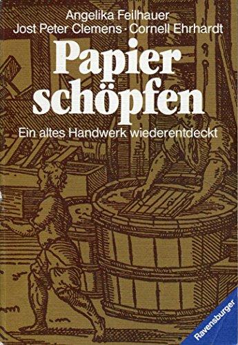 Papier Schöpfen: Ein altes Handwerk wiederentdeckt