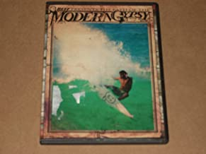 REEF presents PATH OF THE MODERN GYPSY Surf Film (dvd) Includes: Tenage Mutant Ninja Groms, Finding the Rhythm, A Fish's Tale, Bottled Up, Shrimp, Perpetuate the Postive, The Gypsy - In original slim clam shell case. Undated.