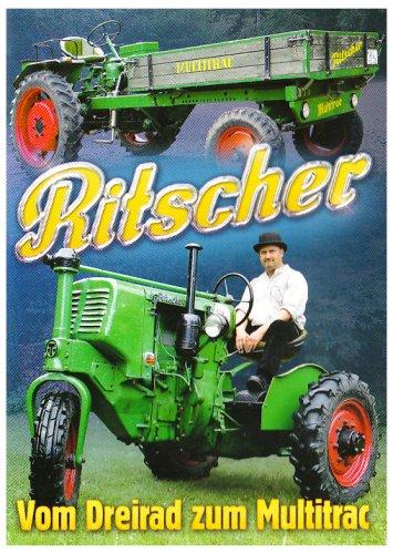 Ritscher - Vom Dreirad zum Multitrac