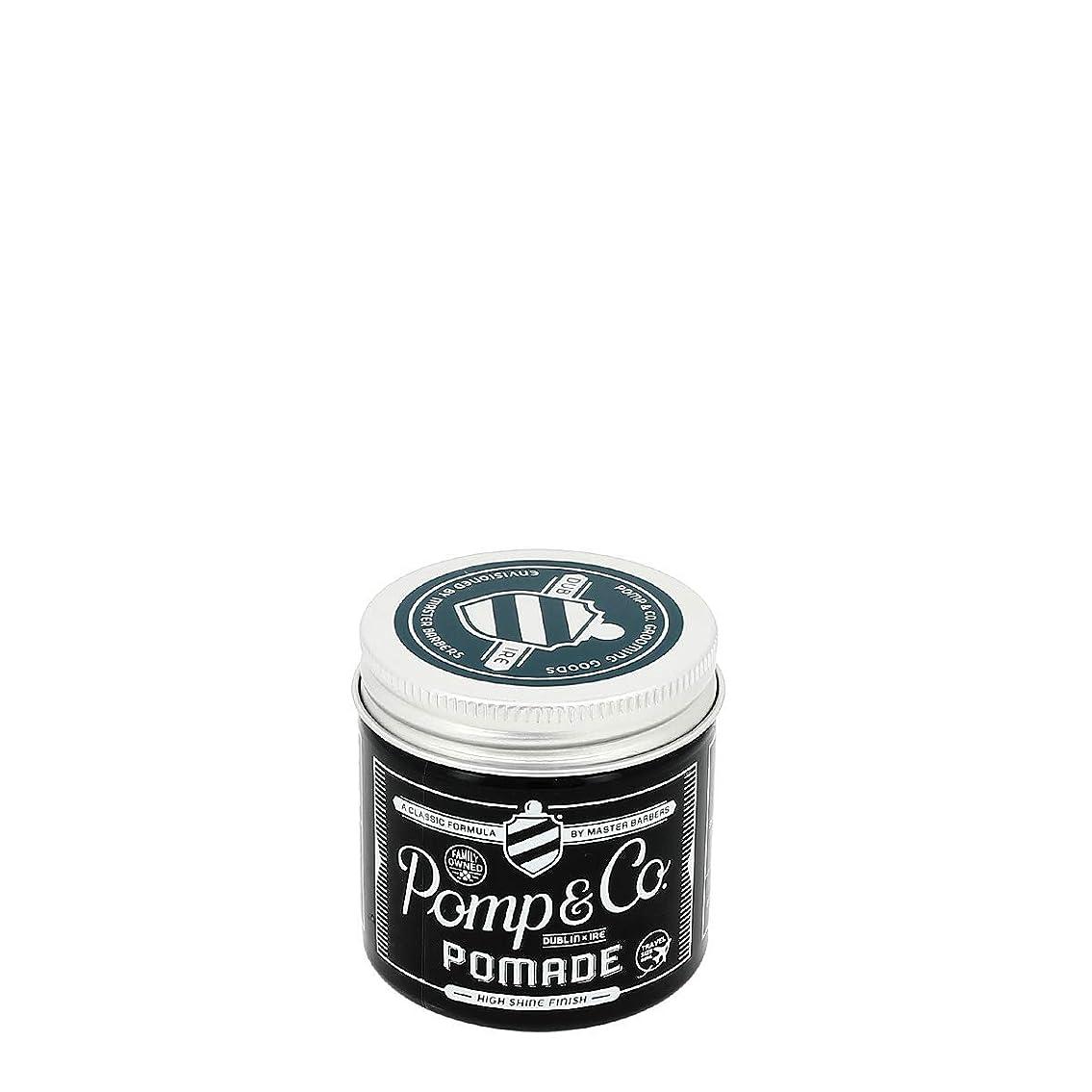 使役小さいなめらかなPomp & Co ポマード 60ml[海外直送品] [並行輸入品]