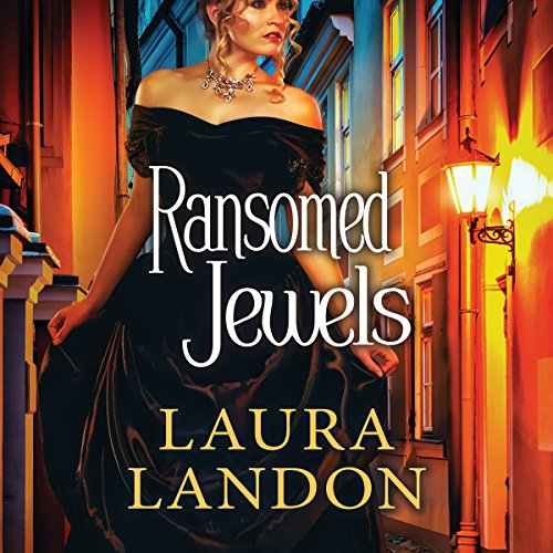 Ransomed Jewels audiobook cover art