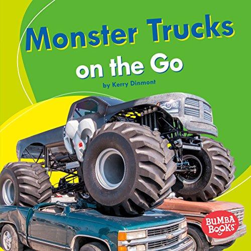 Monster Trucks on the Go copertina