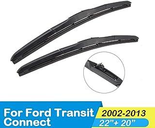 Ford Puma Avant Arrière Essuie-Glace Blade Set 1997-2001 Bosch Aerotwin *