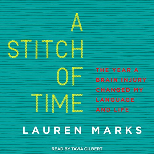 A Stitch of Time audiobook cover art