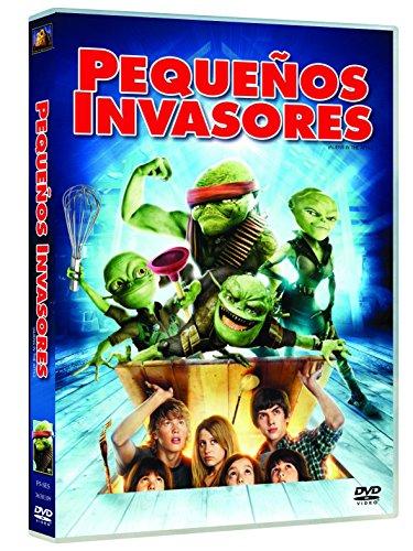 Pequeños Invasores [DVD]