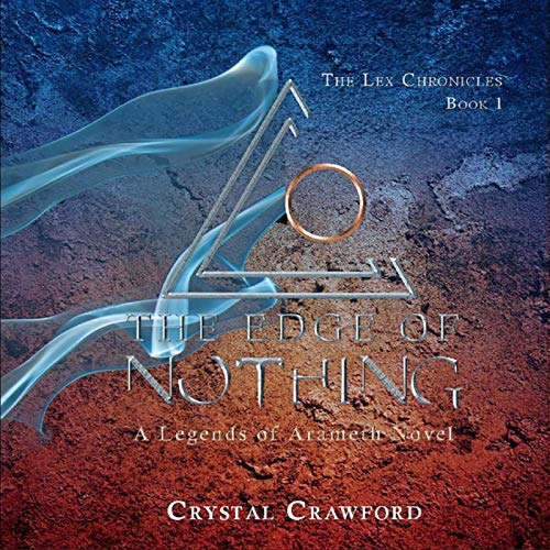 The Edge of Nothing Audiobook By Crystal Crawford cover art