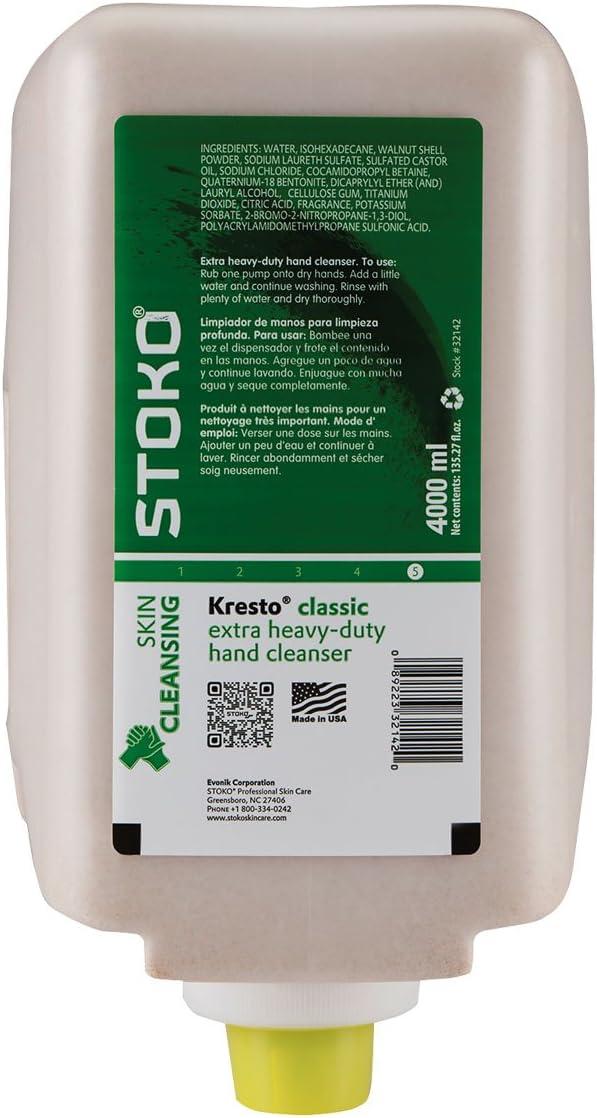 Stockhausen Large special price !! Inc. STOKO Import 32142 Liter Bottle Kresto Beige Perfumed