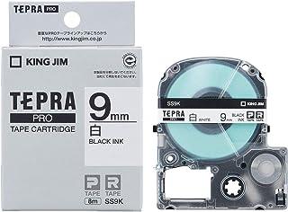 キングジム テープカートリッジ テプラPRO 9mm SS9K