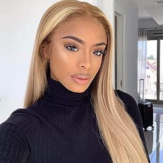 honey blonde lace wig