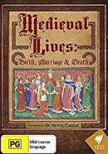 Medieval Lives: Births, Deaths & Marriages [DVD] [Reino Unido]