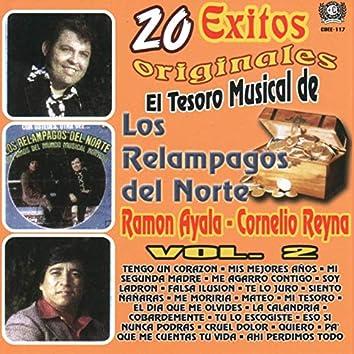 El Tesoro Musical De Los Relampagos Del Norte, Vol. 2