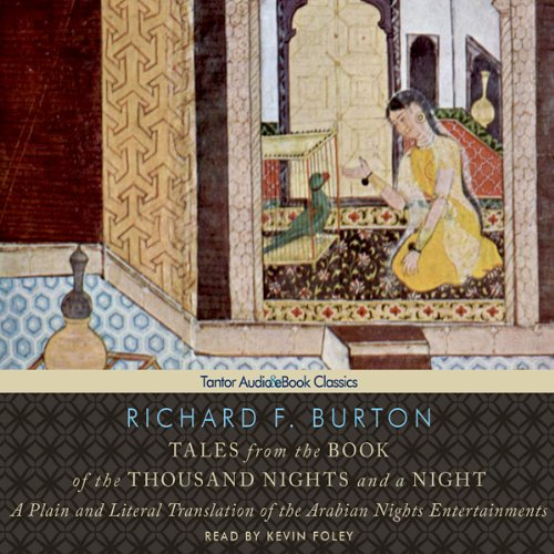 Tales from the Book of the Thousand Nights and a Night audiobook cover art